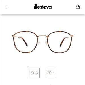 *Brand new* illesteva Mayfair Optical Glasses